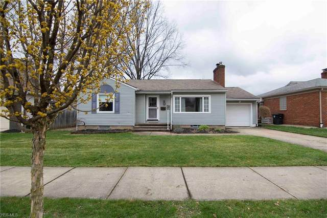 1479 Woodbine Avenue, Akron, OH 44313 (MLS #4178722) :: RE/MAX Trends Realty
