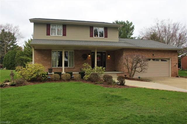 2031 Darby Drive NW, Massillon, OH 44646 (MLS #4178804) :: Keller Williams Chervenic Realty
