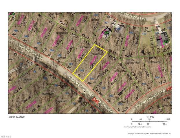 0 Highland Hills Drive | Lot 383, Howard, OH 43028 (MLS #4178810) :: The Holden Agency
