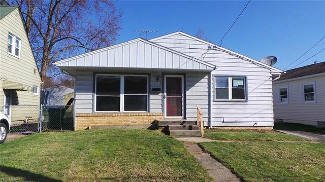 719 Rudolph Avenue, Cuyahoga Falls, OH 44221 (MLS #4178819) :: RE/MAX Trends Realty