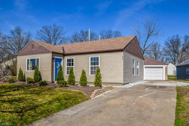 449 Carver Street NW, Massillon, OH 44647 (MLS #4178833) :: Tammy Grogan and Associates at Cutler Real Estate