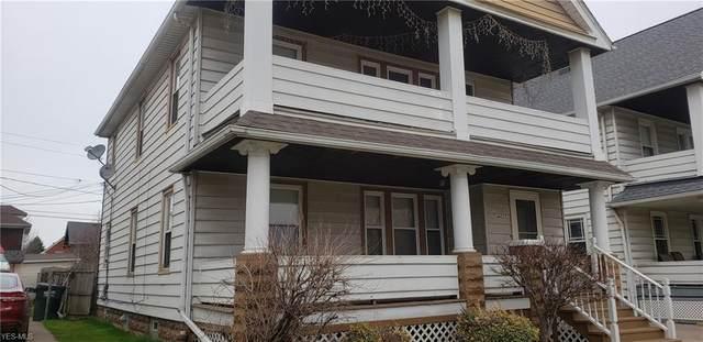 4425 Alpha Avenue, Newburgh Heights, OH 44105 (MLS #4178841) :: The Crockett Team, Howard Hanna