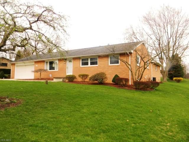 6160 Peach Street, Louisville, OH 44641 (MLS #4178855) :: Tammy Grogan and Associates at Cutler Real Estate