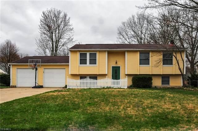 4386 Cherryhurst Drive, Stow, OH 44224 (MLS #4178877) :: Keller Williams Chervenic Realty