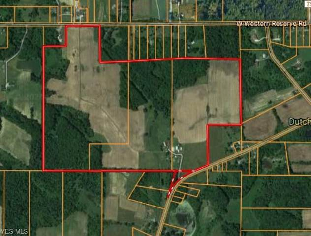 W Western Reserve Road, Canfield, OH 44406 (MLS #4178880) :: Tammy Grogan and Associates at Cutler Real Estate