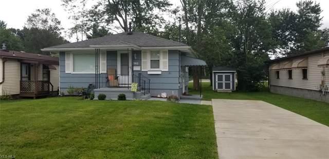 140 Woodglen Avenue, Niles, OH 44446 (MLS #4178888) :: RE/MAX Trends Realty