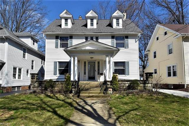 2981 Edgehill Road, Cleveland Heights, OH 44118 (MLS #4178914) :: RE/MAX Trends Realty