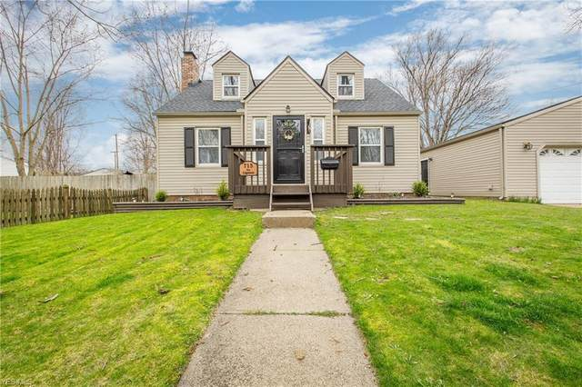 715 21st Street NE, Canton, OH 44714 (MLS #4178922) :: RE/MAX Trends Realty