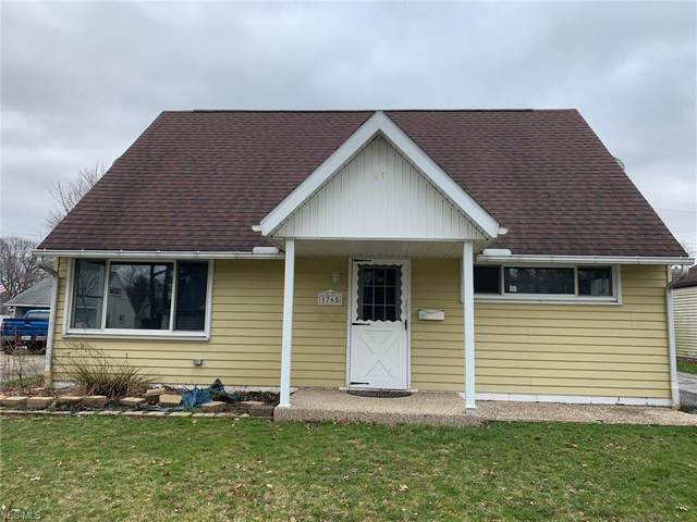 1765 Hanover Street, Cuyahoga Falls, OH 44221 (MLS #4178946) :: RE/MAX Trends Realty
