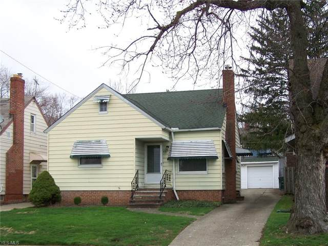 4763 E 88th Street, Garfield Heights, OH 44125 (MLS #4178970) :: RE/MAX Trends Realty