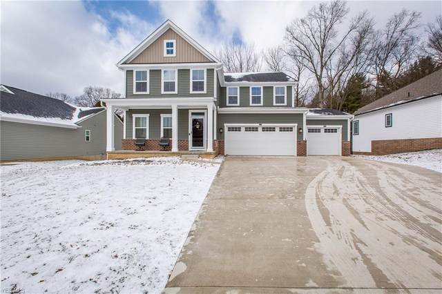 3829 Old Hickory Avenue NW, Canton, OH 44718 (MLS #4179062) :: Keller Williams Chervenic Realty