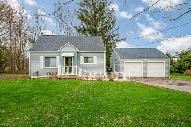 1444 Steese Road, Uniontown, OH 44685 (MLS #4179068) :: Keller Williams Chervenic Realty