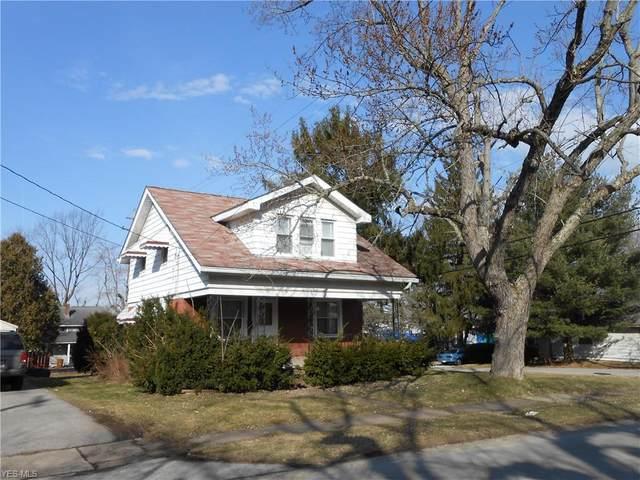 1617 Clermont Avenue NE, Warren, OH 44483 (MLS #4179154) :: RE/MAX Valley Real Estate