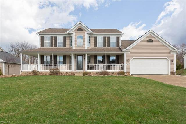 1411 Stone Ledge Court, North Canton, OH 44720 (MLS #4179172) :: Tammy Grogan and Associates at Cutler Real Estate