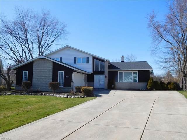 1712 Gladwin Drive, Mayfield Heights, OH 44124 (MLS #4179234) :: The Crockett Team, Howard Hanna