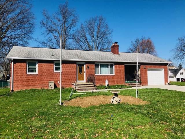 435 Jefferson Avenue, Salem, OH 44460 (MLS #4179241) :: The Crockett Team, Howard Hanna