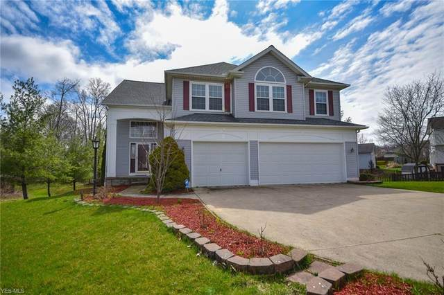 822 Savannah Trail, Medina, OH 44256 (MLS #4179352) :: RE/MAX Trends Realty