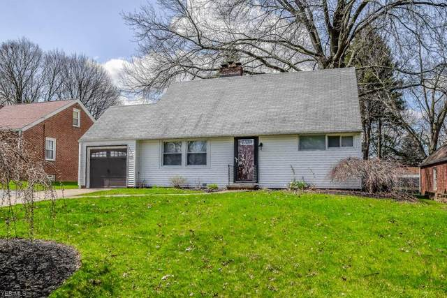 3723 Frazer Avenue NW, Canton, OH 44709 (MLS #4179363) :: RE/MAX Trends Realty