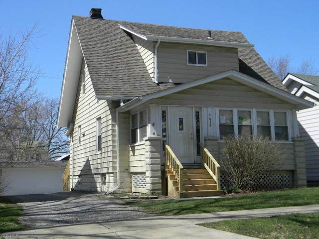 4632 E 85th Street, Garfield Heights, OH 44125 (MLS #4179375) :: RE/MAX Trends Realty