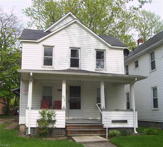 530 High Street, Fairport Harbor, OH 44077 (MLS #4179378) :: The Holden Agency