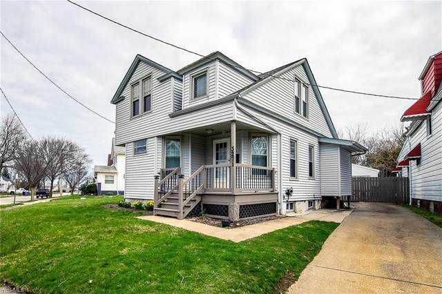 3271 W 128th Street, Cleveland, OH 44111 (MLS #4179447) :: RE/MAX Trends Realty