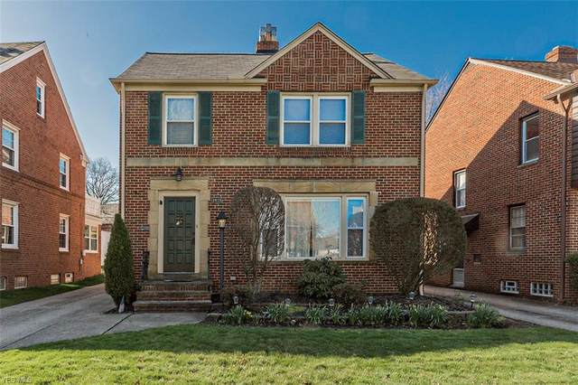 3826 Faversham Road, University Heights, OH 44118 (MLS #4179510) :: RE/MAX Trends Realty