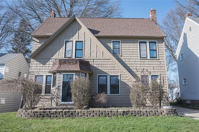 4891 Westbourne Road, Lyndhurst, OH 44124 (MLS #4179525) :: RE/MAX Trends Realty