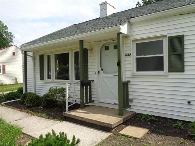 632 Cedar Street, Medina, OH 44256 (MLS #4179557) :: RE/MAX Trends Realty