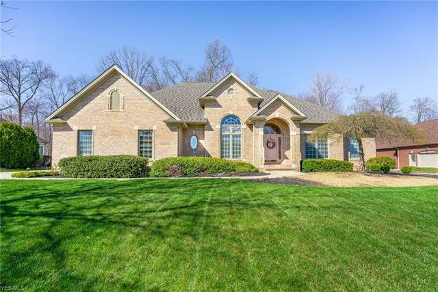 3840 Villa Rosa Drive, Canfield, OH 44406 (MLS #4179635) :: RE/MAX Edge Realty
