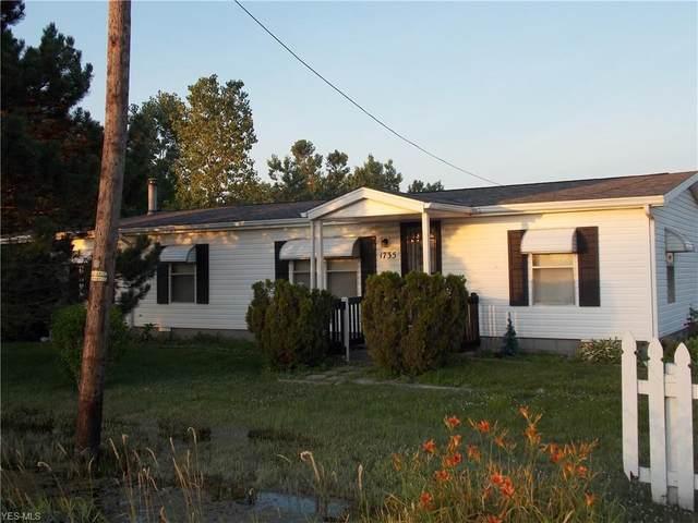 1735 S Lightner Road, Port Clinton, OH 43452 (MLS #4179693) :: Krch Realty