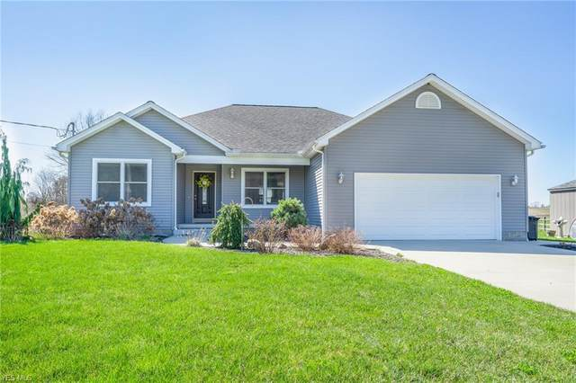 10320 Lisbon Road, Canfield, OH 44406 (MLS #4179741) :: RE/MAX Valley Real Estate