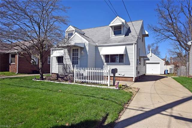 2931 20th Street NW, Canton, OH 44708 (MLS #4179749) :: RE/MAX Trends Realty