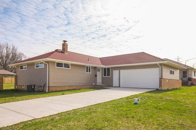 3257 Sunhaven Oval, Parma, OH 44134 (MLS #4179778) :: RE/MAX Edge Realty