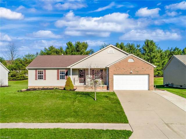 605 Ericsson Drive, Canal Fulton, OH 44614 (MLS #4179814) :: Tammy Grogan and Associates at Cutler Real Estate