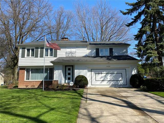 16208 Cleviden Road, Cleveland Heights, OH 44112 (MLS #4179858) :: RE/MAX Edge Realty