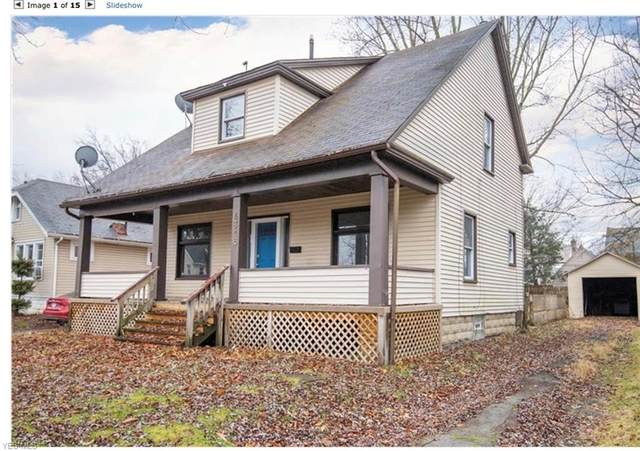 4316 Helena Avenue, Youngstown, OH 44512 (MLS #4179877) :: RE/MAX Edge Realty
