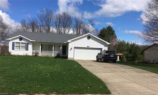 1612 Sawyer Street, Mogadore, OH 44260 (MLS #4179993) :: RE/MAX Trends Realty