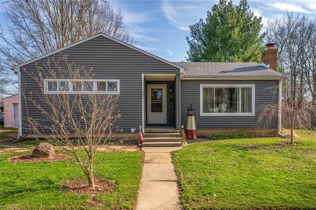 306 E Indiana Avenue, Sebring, OH 44672 (MLS #4180120) :: RE/MAX Valley Real Estate