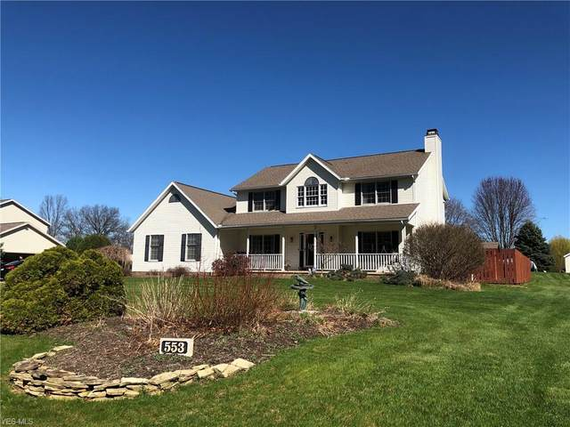 553 Knollwood Drive, Uniontown, OH 44685 (MLS #4180174) :: Tammy Grogan and Associates at Cutler Real Estate