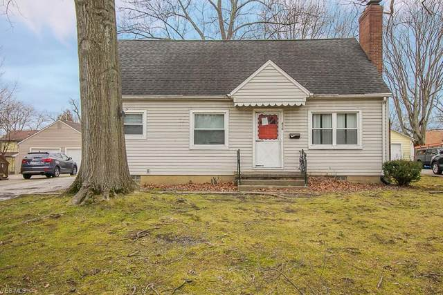 816 Greenwood Avenue, Akron, OH 44320 (MLS #4180313) :: RE/MAX Trends Realty