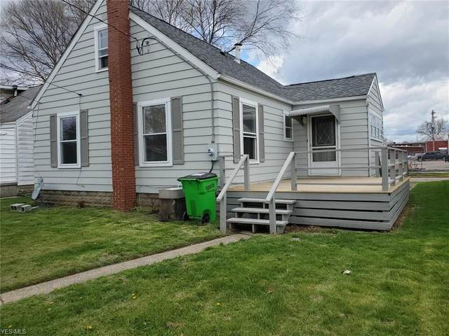 1309 Orange Street, Coshocton, OH 43812 (MLS #4180733) :: Tammy Grogan and Associates at Cutler Real Estate