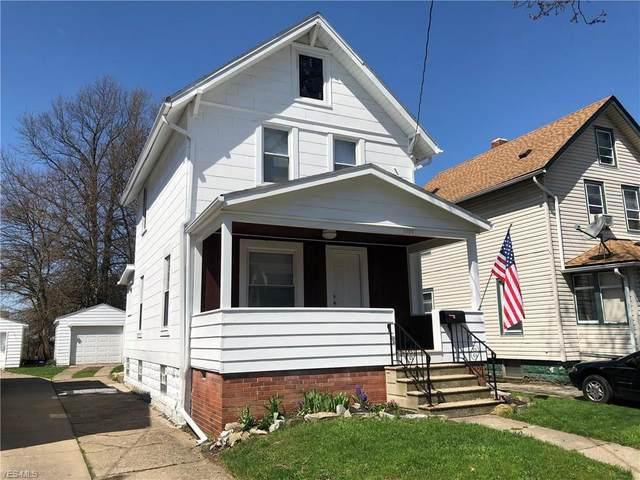 1190 Wilbur Avenue, Akron, OH 44301 (MLS #4180834) :: RE/MAX Edge Realty