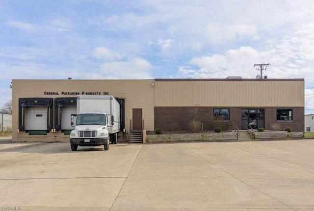 1030 Industrial, Medina, OH 44256 (MLS #4181320) :: The Crockett Team, Howard Hanna