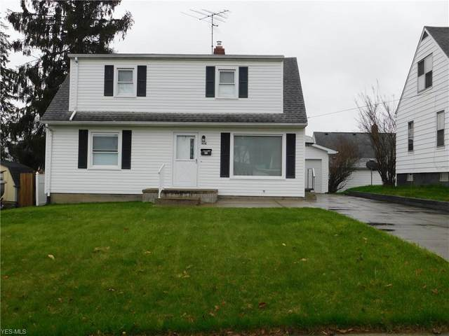 652 Thoreau Avenue, Akron, OH 44306 (MLS #4182078) :: Tammy Grogan and Associates at Cutler Real Estate