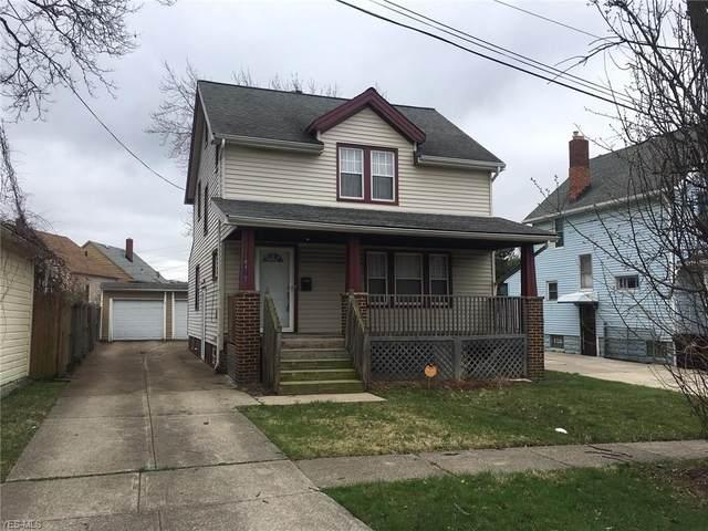 18418 Glen Avenue, Cleveland, OH 44110 (MLS #4182194) :: Keller Williams Chervenic Realty
