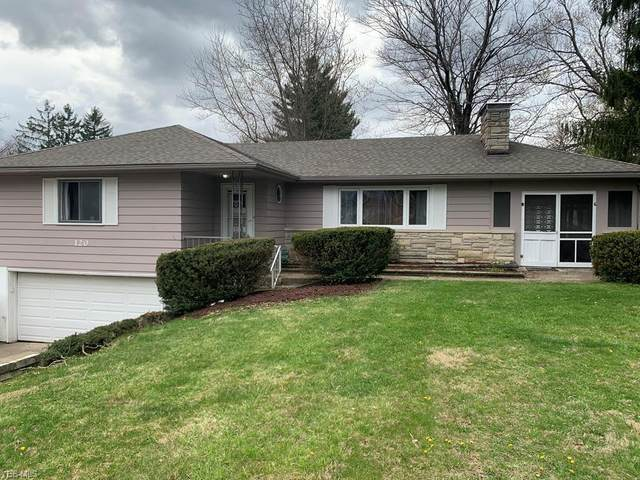 120 Alpine Drive, Mansfield, OH 44906 (MLS #4182428) :: RE/MAX Valley Real Estate