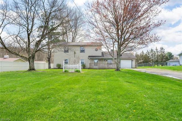 37281 Hunters Camp Road, Lisbon, OH 44432 (MLS #4182519) :: The Holden Agency