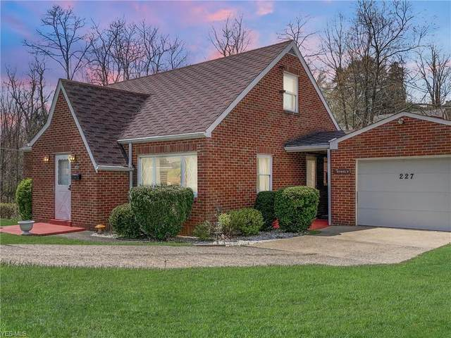 227 Norris Street, Steubenville, OH 43952 (MLS #4182893) :: The Holden Agency