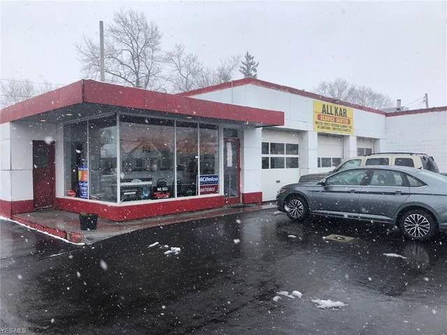 5821 Turney Road, Garfield Heights, OH 44125 (MLS #4182979) :: The Crockett Team, Howard Hanna