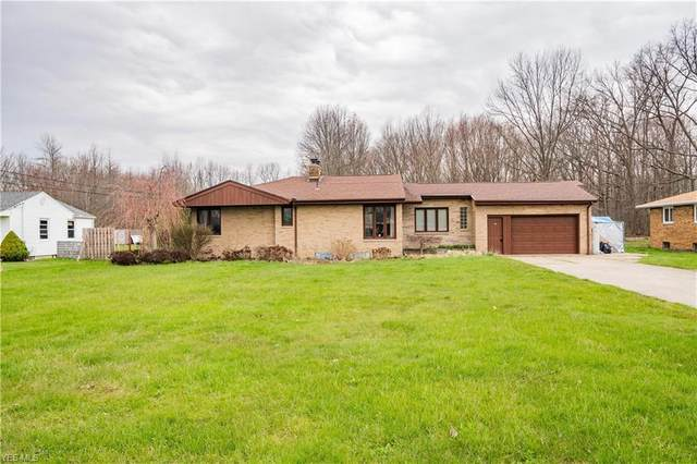 3311 Center Road, Ashtabula, OH 44004 (MLS #4183060) :: Keller Williams Chervenic Realty
